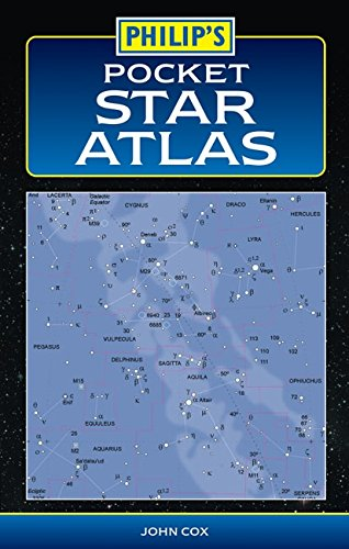 9780540087921: The Philip's Pocket Star Atlas