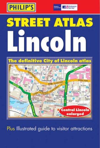 9780540088775: Lincoln City Atlas (Street Atlas)
