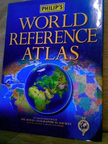 9780540088959: Philip's World Traveller's Atlas (World Atlas)