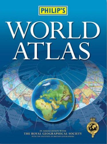 9780540088980: Philip's World Atlas (Philip's World Atlases)
