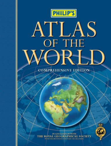 9780540088997 philips atlas of the world philips world atlases 9780540088997 philips atlas of the world philips world atlases gumiabroncs Images