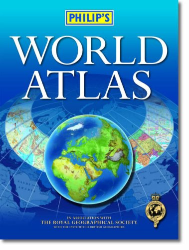 9780540090105: Philip's World Atlas