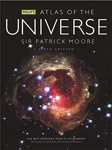 9780540091188: Philip's Atlas of the Universe