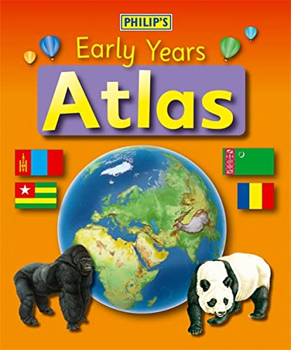9780540091201: Philip's Early Years Atlas