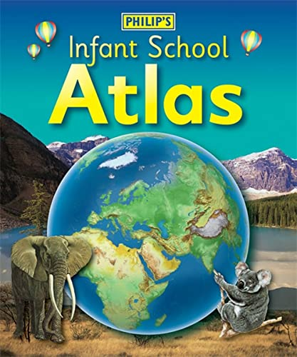 9780540091218: Philip's Infant School Atlas: For 5-7 year olds