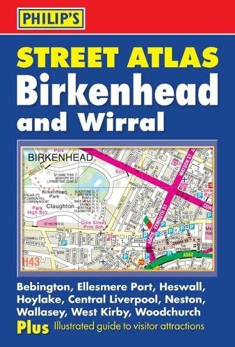 9780540092017: Philip's Street Atlas Birkenhead and Wirral