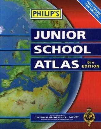 9780540092482: Philip's Junior School Atlas