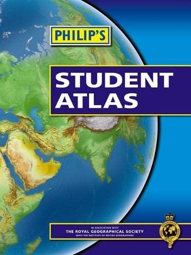 9780540092512: Philip's Student Atlas: Hardback