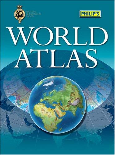 9780540092604: Philip's World Atlas: Paperback