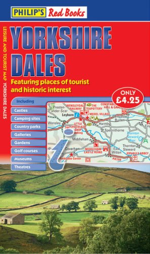 9780540094264: Philip's Red Books Yorkshire Dales: Leisure and Tourist Map (Leisure & Tourist Maps)