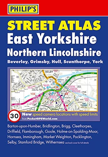 9780540094936: Philip's Street Atlas East Yorkshire and Northern Lincolnshire: Pocket Edition