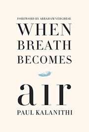 9780543034953: When Breath Becomes Air (English)(Hardcover)