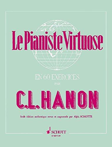 9780543500939: Le Pianiste Virtuose en 60 Excercices