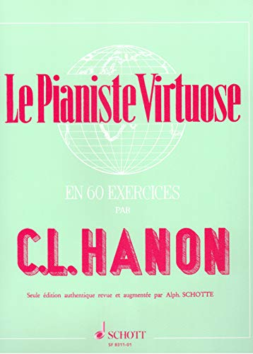 9780543500939: HANON Pianiste virtuose 60 exercices