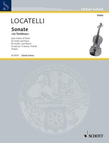 9780543501967: Sonata f minor (