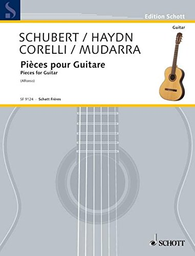 9780543502124: Pieces for Guitar