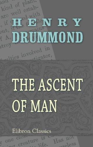 9780543708533: The Ascent of Man