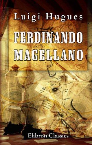 9780543724724: Ferdinando Magellano: Studio geografico (Italian Edition)