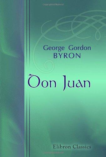 9780543737069: Don Juan