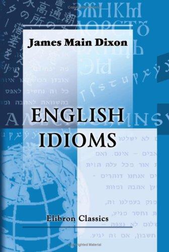 9780543768940: English Idioms