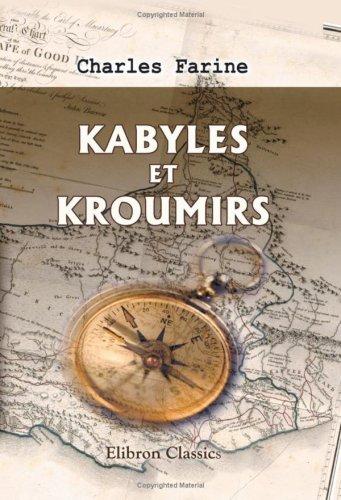 9780543789280: Kabyles et Kroumirs