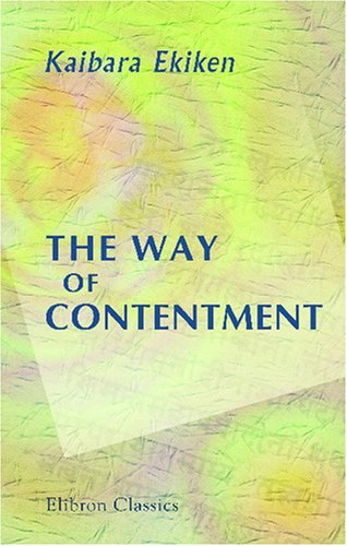 9780543849380: The Way of Contentment