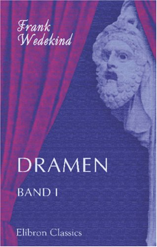 9780543856968: Dramen: Band I