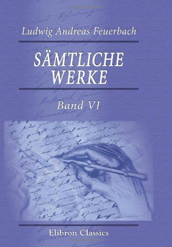 9780543859723: Sämtliche Werke: Band VI. Pierre Bayle. Ein Beitrag zur Geschichte der Philosophie und Menschheit