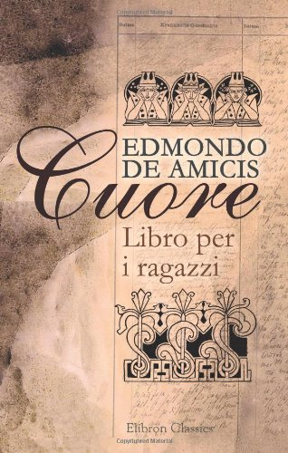 9780543887245: Cuore (Italian Edition)