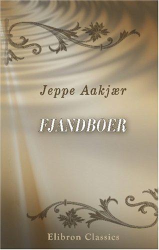 9780543888150: Fjandboer: Fortællinger fra Heden (Danish Edition)