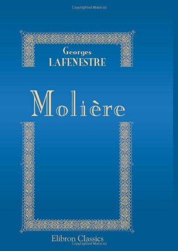 9780543897688: Molière (French Edition)