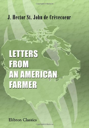 9780543903082: Letters from an American Farmer