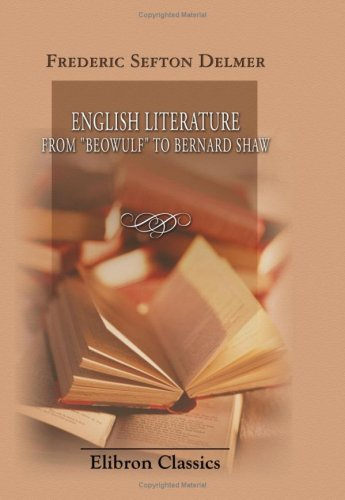9780543908346: English Literature from