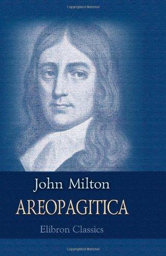 9780543959850: Areopagitica