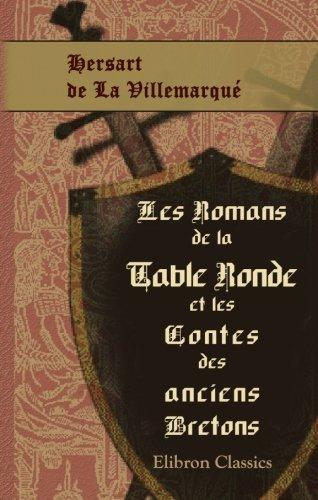 9780543975621: Les Romans de la Table Ronde et les Contes des anciens Bretons