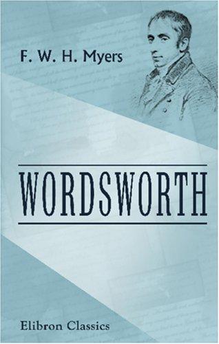 9780543984142: Wordsworth