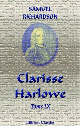 9780543985040: Clarisse Harlowe