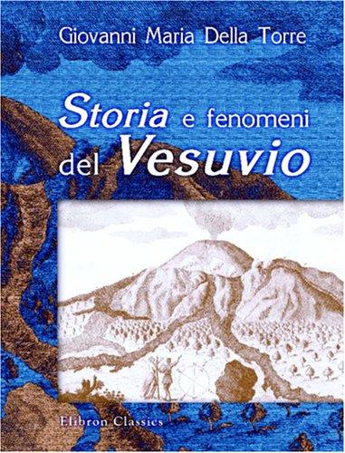 9780543998781: Storia e fenomeni del Vesuvio