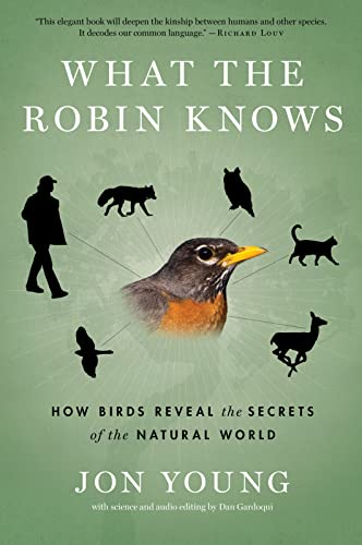 9780544002302: What the Robin Knows: How Birds Reveal the Secrets of the Natural World