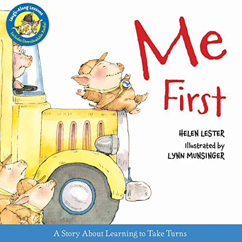 9780544003217: Me First (Laugh-Along Lessons)