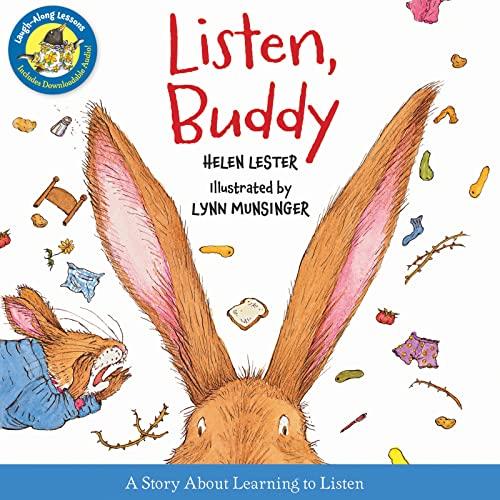 9780544003224: Listen, Buddy