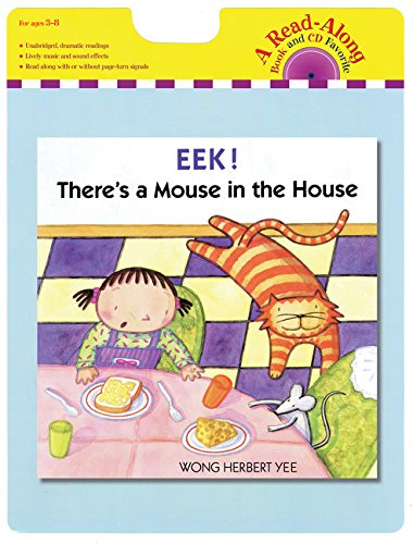 9780544022829: Eek! There's a Mouse in the House