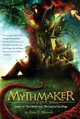 9780544023246: Mythmaker: The Life of J.R.R. Tolkien, Creator of The Hobbit and The Lord of the Rings