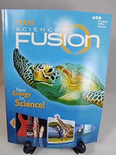 9780544025479: Science Fusion Texas Grade 2 (Houghton Mifflin Harcourt Science Fusion)