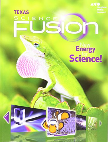 9780544025493: Science Fusion Texas: Student Edition Grade 3 2015
