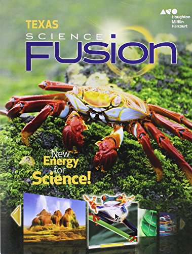 9780544025516: Science Fusion: Student Edition Grade 5 2015