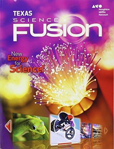 9780544025523: Science Fusion Texas: Student Edition Grade 6 2015