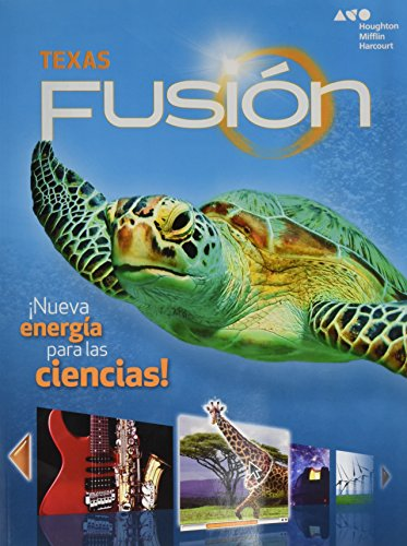9780544031975: Science Fusion Spanish Texas Worktext Grade 2 (Houghton Mifflin Harcourt Science Fusion Spanish)