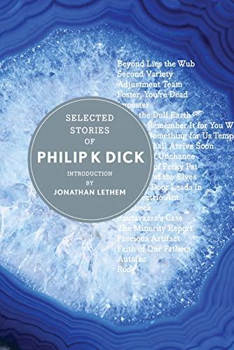 9780544040540: Selected Stories of Philip K. Dick