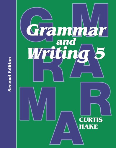 9780544044234: Grammar & Writing: Student Textbook Grade 5 2nd Edition 2014